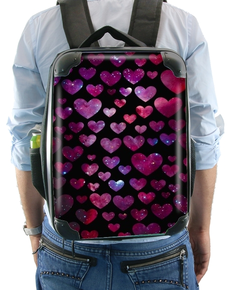 Space Hearts for Backpack