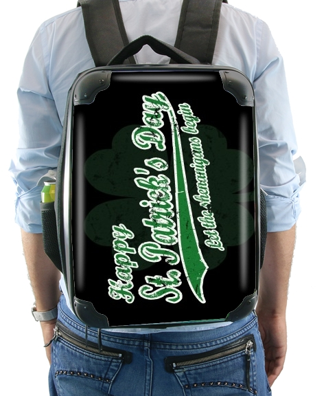 St Patrick's for Backpack