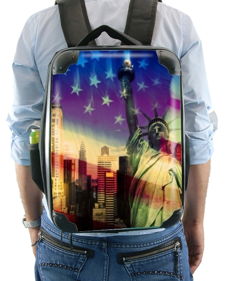 Statue of Liberty for Backpack