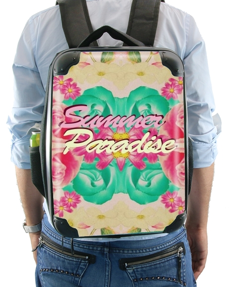 summer paradise for Backpack