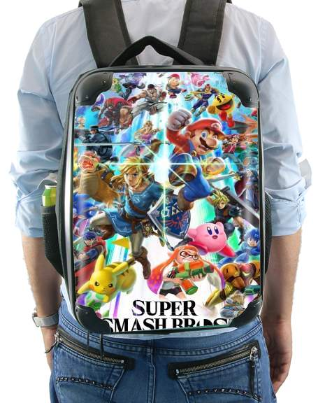 Super Smash Bros Ultimate for Backpack