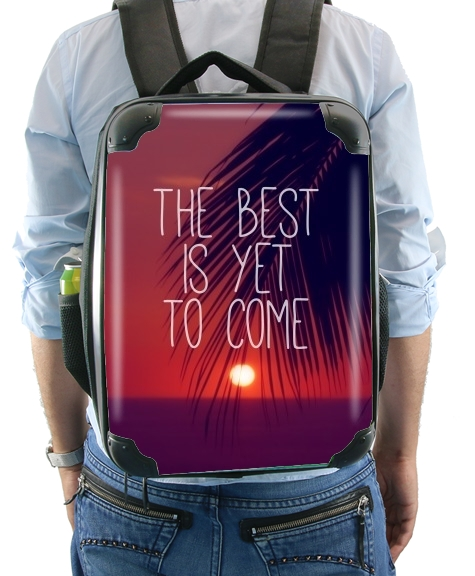 the best is yet to come for Backpack
