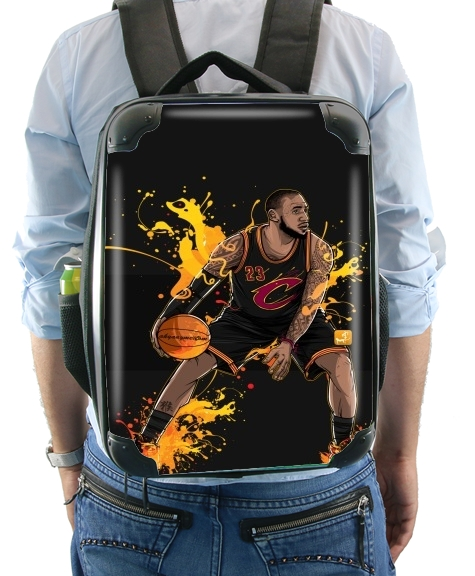 The King James for Backpack