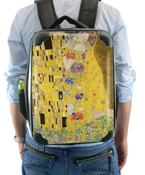 The Kiss Klimt for Backpack