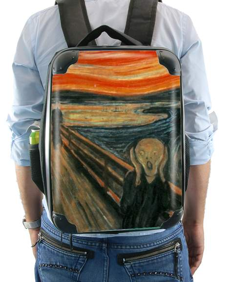The Scream for Backpack