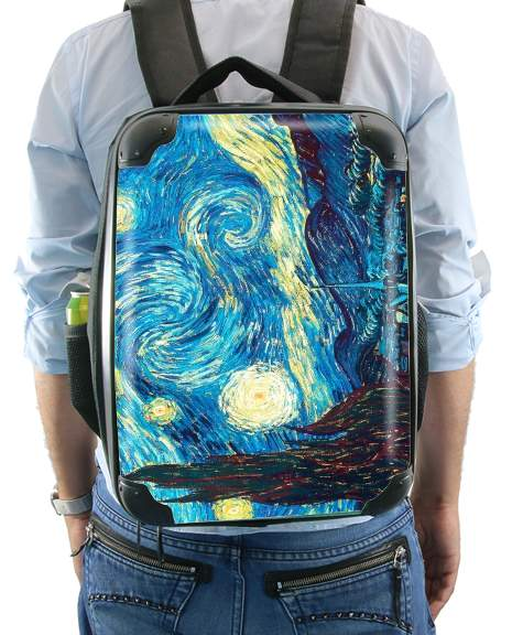 The Starry Night for Backpack