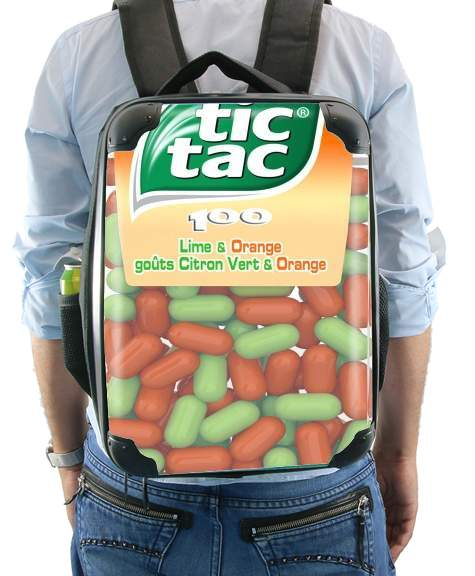 tic Tac Orange Citron for Backpack