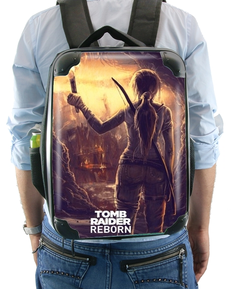 Tomb Raider Reborn for Backpack
