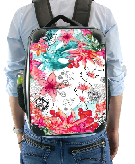 TROPICAL GARDEN for Backpack
