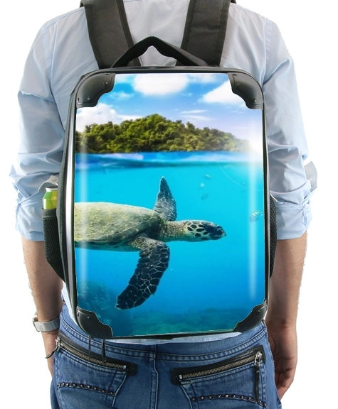 Tropical Paradise for Backpack