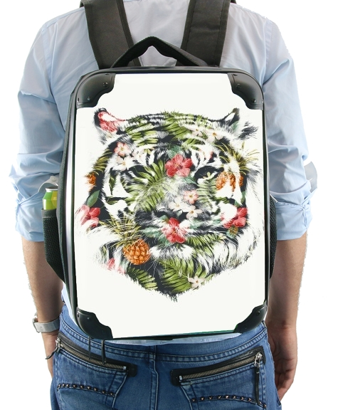 Tropical Tiger for Backpack