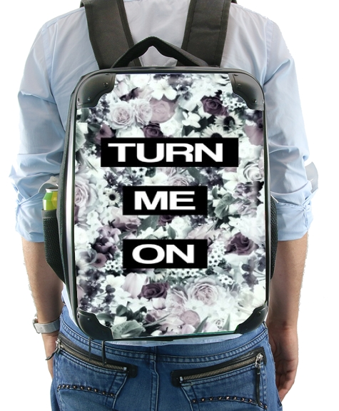 Turn me on for Backpack