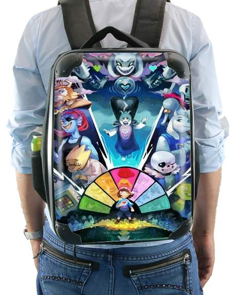 Undertale Art for Backpack