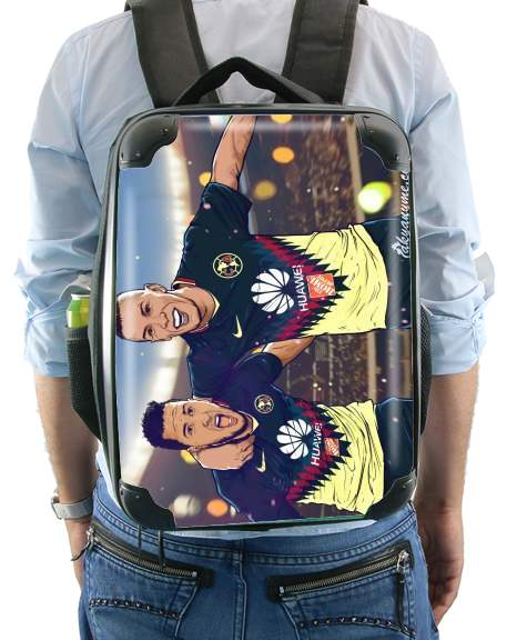 Uribe y Cecilio America for Backpack