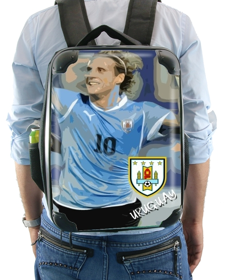 Uruguay Foot 2014 for Backpack