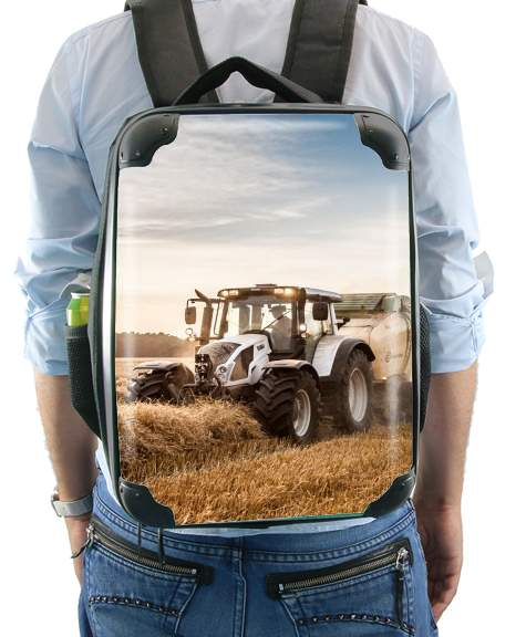 Valtra tractor for Backpack