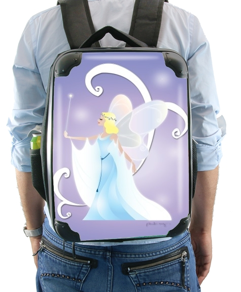 Virgo - Blue Fairy for Backpack