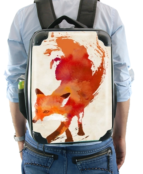 Fox Vulpes for Backpack