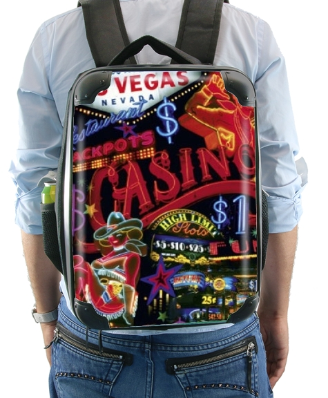 Welcome to Las Vegas for Backpack