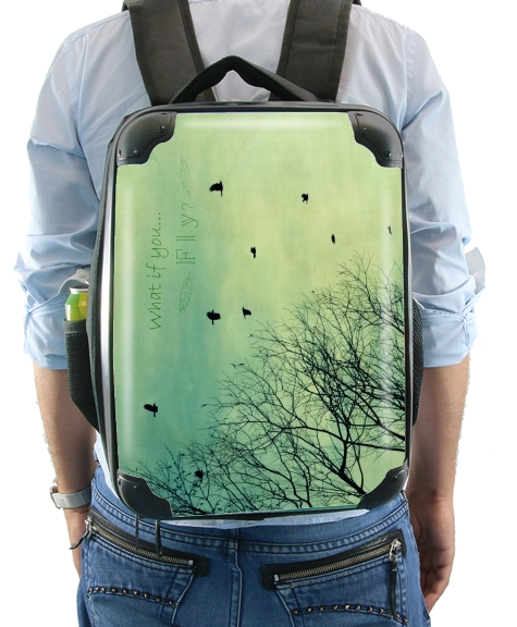 What if You Fly? for Backpack
