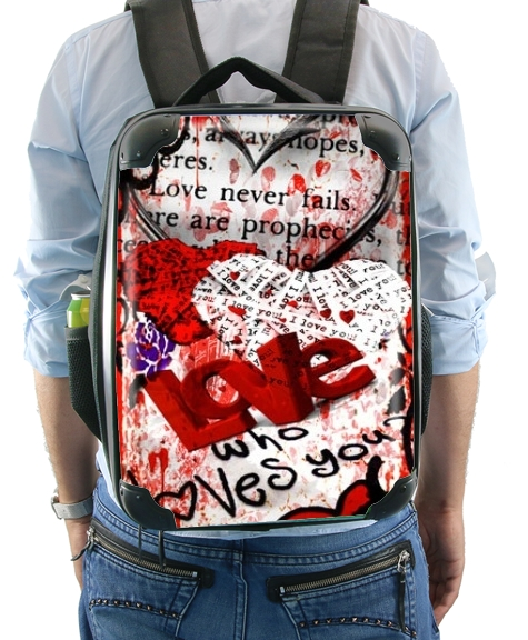 Who Loves You ? for Backpack