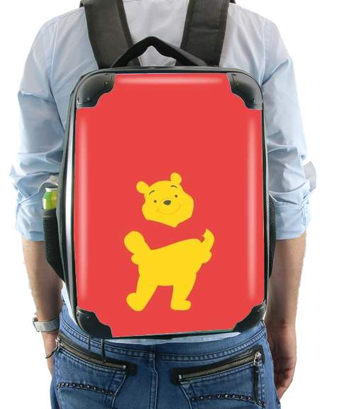 Winnie The pooh Abstract for Backpack