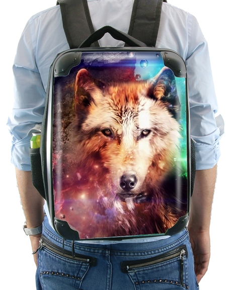 Wolf Imagine for Backpack