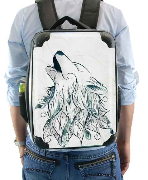 Wolf  for Backpack