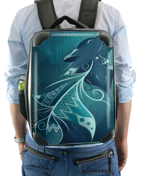 Wolfeather for Backpack