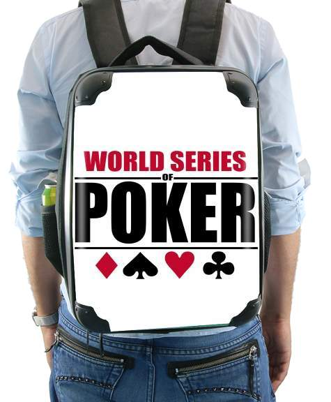 World Series Of Poker for Backpack