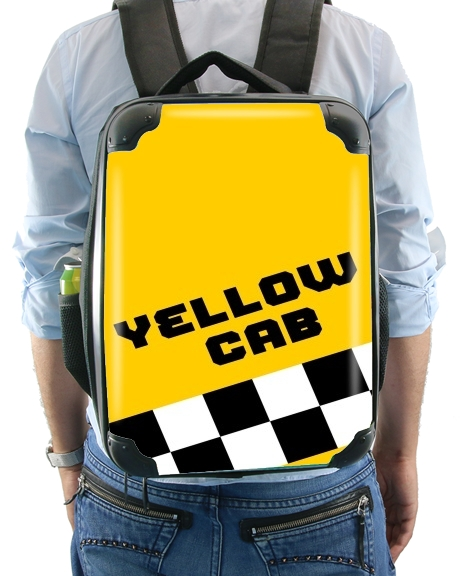 Yellow Cab for Backpack