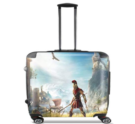 "AC Odyssey for Wheeled bag cabin luggage suitcase trolley 17"" laptop"
