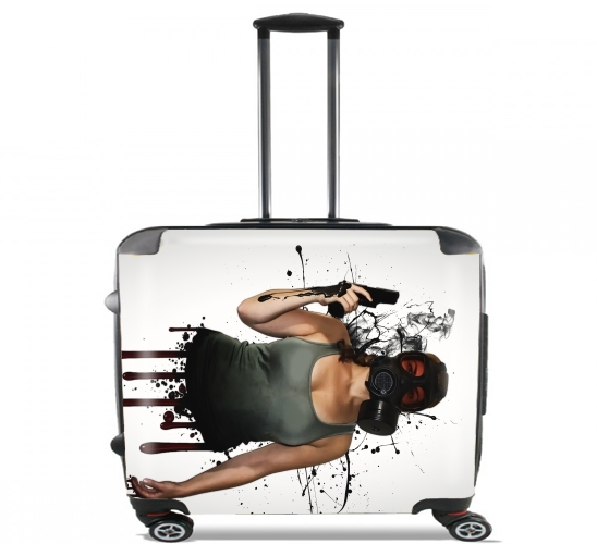 "Bellatrix for Wheeled bag cabin luggage suitcase trolley 17"" laptop"