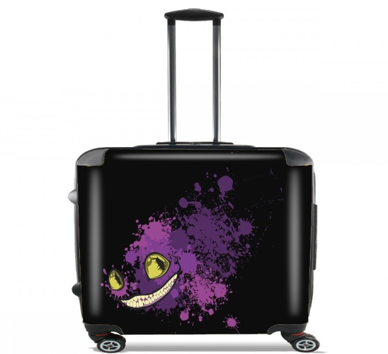 "Cheshire spirit for Wheeled bag cabin luggage suitcase trolley 17"" laptop"
