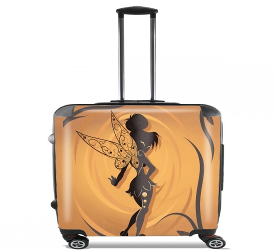 "Fairy Of Sun for Wheeled bag cabin luggage suitcase trolley 17"" laptop"