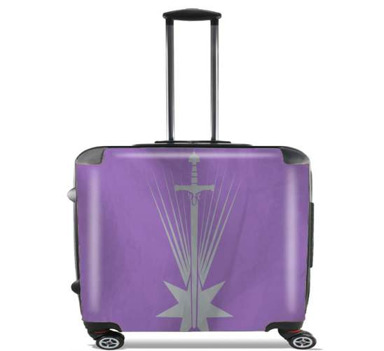 "Flag House Dayne for Wheeled bag cabin luggage suitcase trolley 17"" laptop"