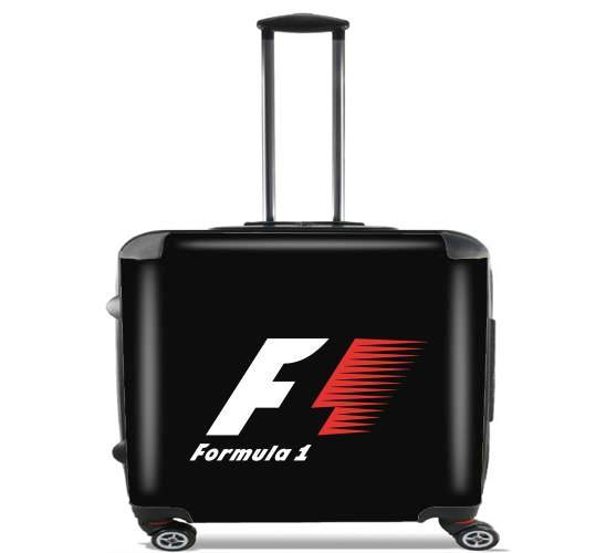 "Formula One for Wheeled bag cabin luggage suitcase trolley 17"" laptop"
