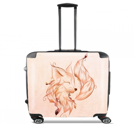 "Fox for Wheeled bag cabin luggage suitcase trolley 17"" laptop"