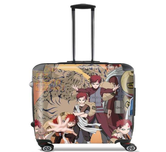 "Gaara Evolution for Wheeled bag cabin luggage suitcase trolley 17"" laptop"
