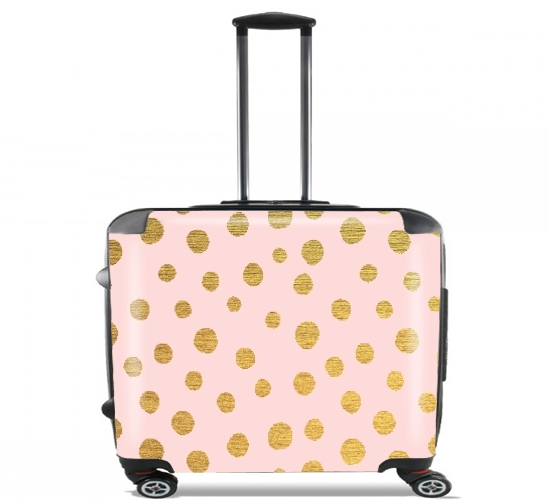 Wheeled bag cabin luggage suitcase trolley 17