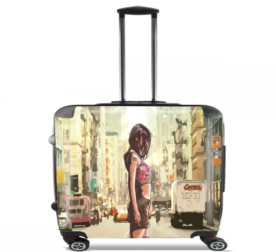 "Hooker  for Wheeled bag cabin luggage suitcase trolley 17"" laptop"