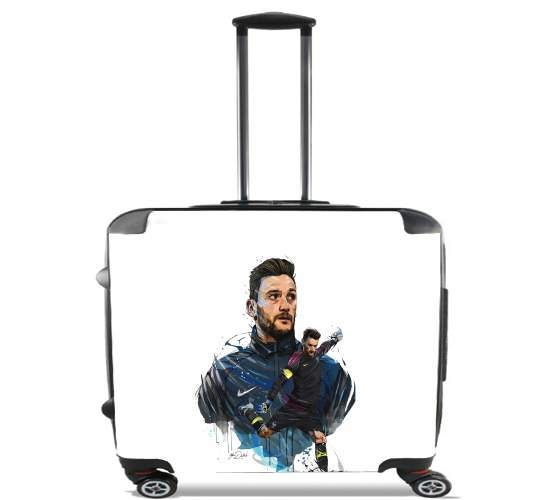 "Hugo LLoris for Wheeled bag cabin luggage suitcase trolley 17"" laptop"