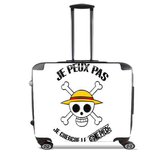"I cant Im looking for the One Piece for Wheeled bag cabin luggage suitcase trolley 17"" laptop"