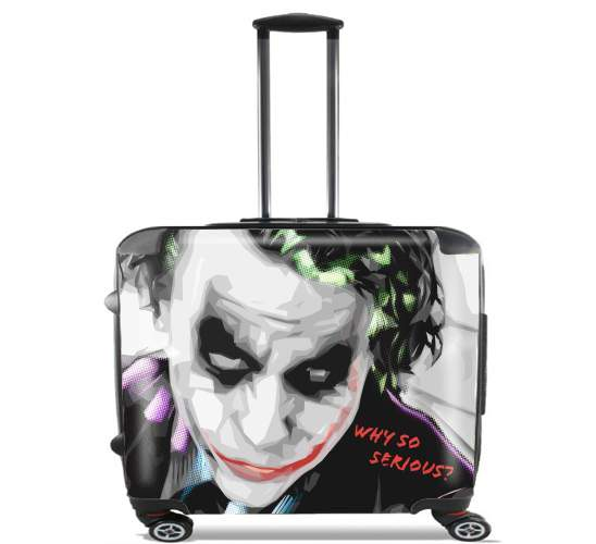 "Joker for Wheeled bag cabin luggage suitcase trolley 17"" laptop"