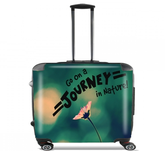 "Journey for Wheeled bag cabin luggage suitcase trolley 17"" laptop"