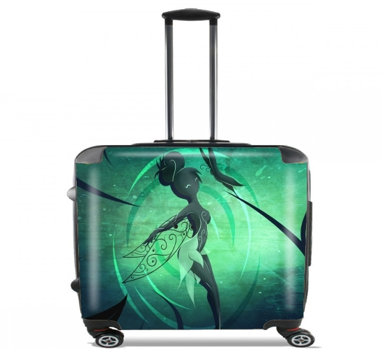 "Little Fairy  for Wheeled bag cabin luggage suitcase trolley 17"" laptop"