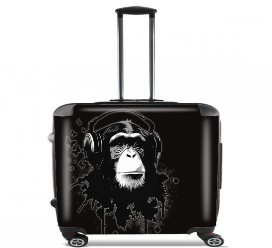 "Monkey Business for Wheeled bag cabin luggage suitcase trolley 17"" laptop"