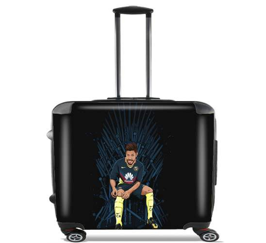 "Oribe Club America for Wheeled bag cabin luggage suitcase trolley 17"" laptop"
