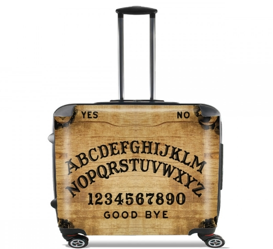 "Ouija Board for Wheeled bag cabin luggage suitcase trolley 17"" laptop"