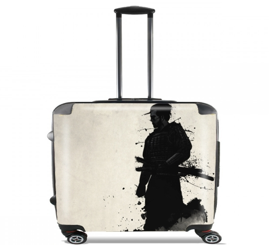 "Samurai for Wheeled bag cabin luggage suitcase trolley 17"" laptop"